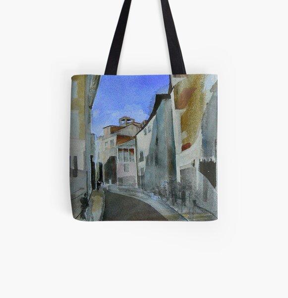 Siena 1 All Over Print Tote Bag