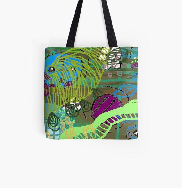 Lio All Over Print Tote Bag