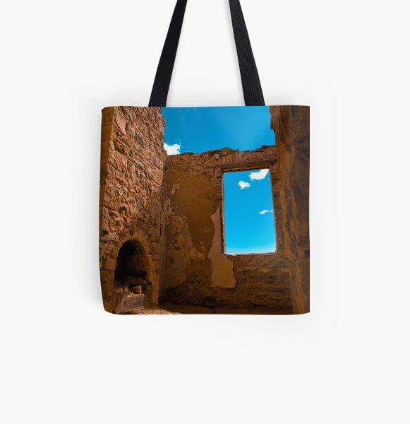 Farina Historic Ruins - South Australia All Over Print Tote Bag