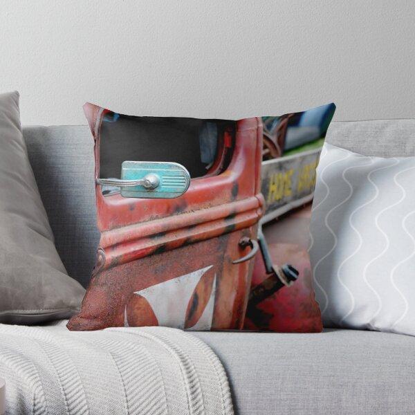 Home Wrecker Throw Pillow