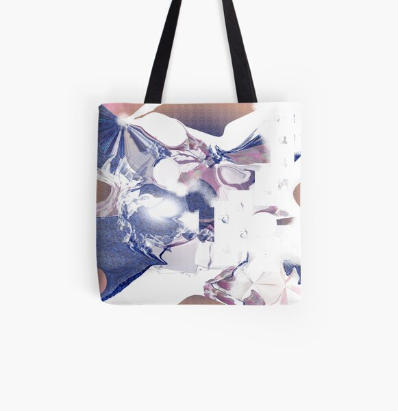 Stillpoint All Over Print Tote Bag