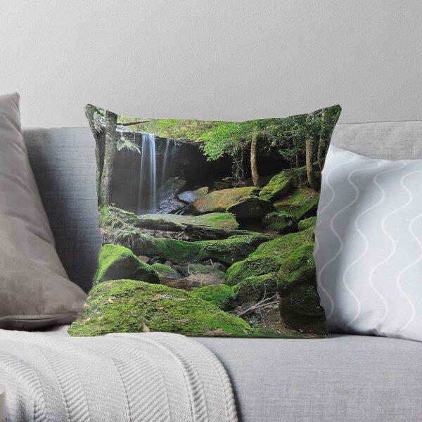 Oaklands Falls #2 Throw Pillow