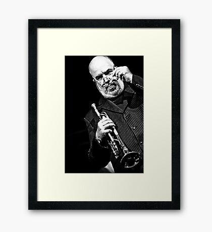 Randy Brecker Framed Print