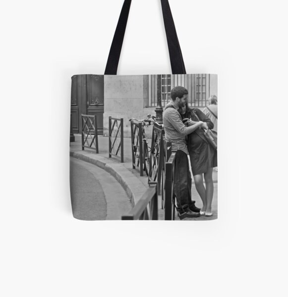 love and compassion All Over Print Tote Bag