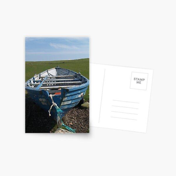 Da Boat - Stenness Postcard