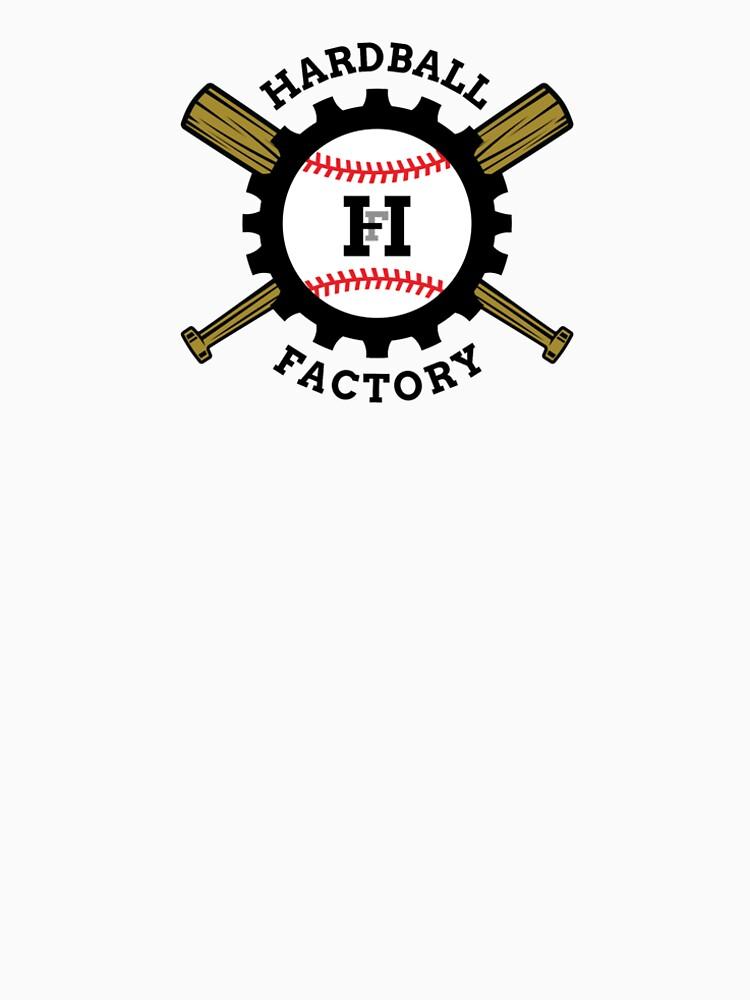 Hardball Factory Logo by HardballFactory