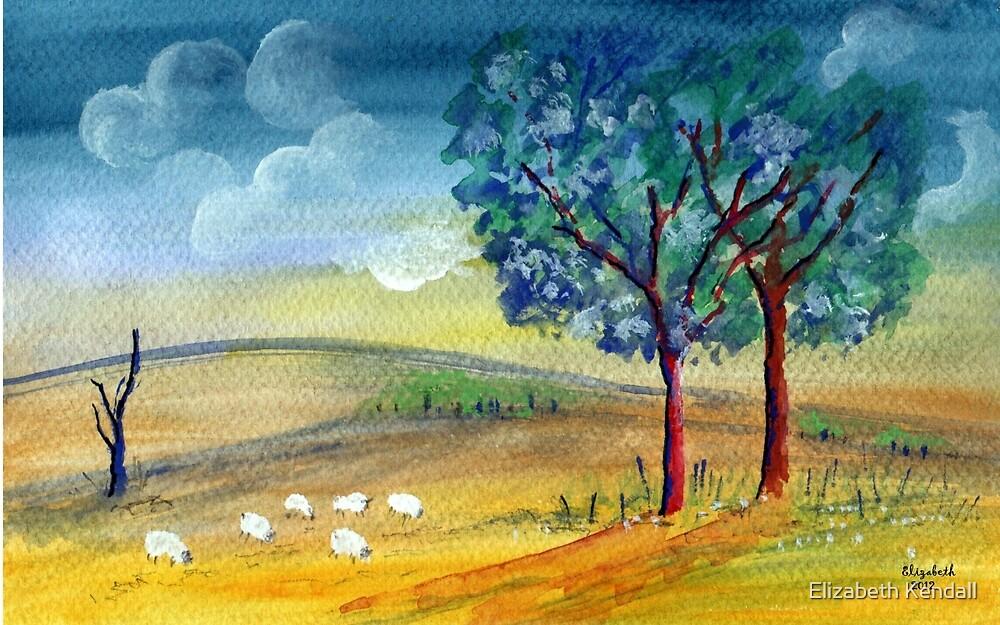 Imagination by Elizabeth Kendall