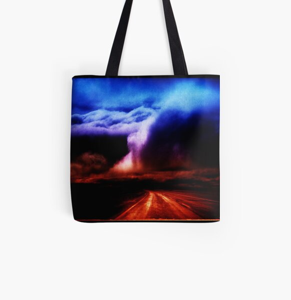 Desolation Highway All Over Print Tote Bag
