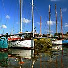 Mylor Marina3 by AndyReeve
