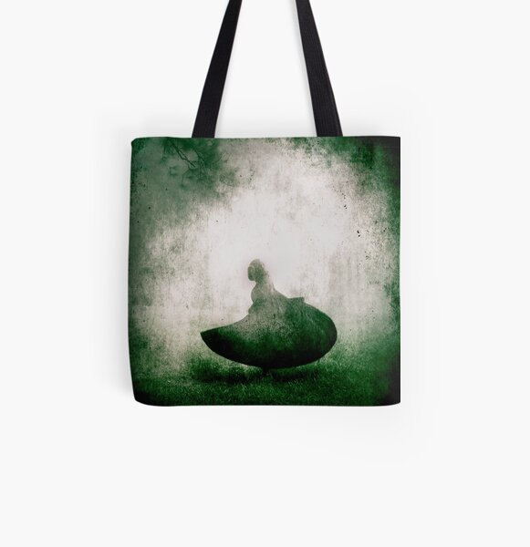 Lonesome All Over Print Tote Bag