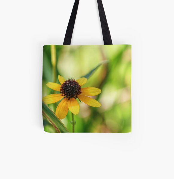 And A Tiny Spider On Top All Over Print Tote Bag