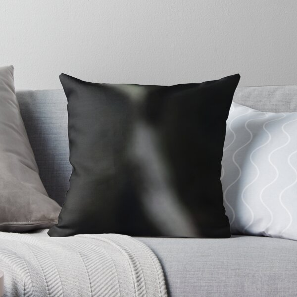 The Crucified Man Throw Pillow