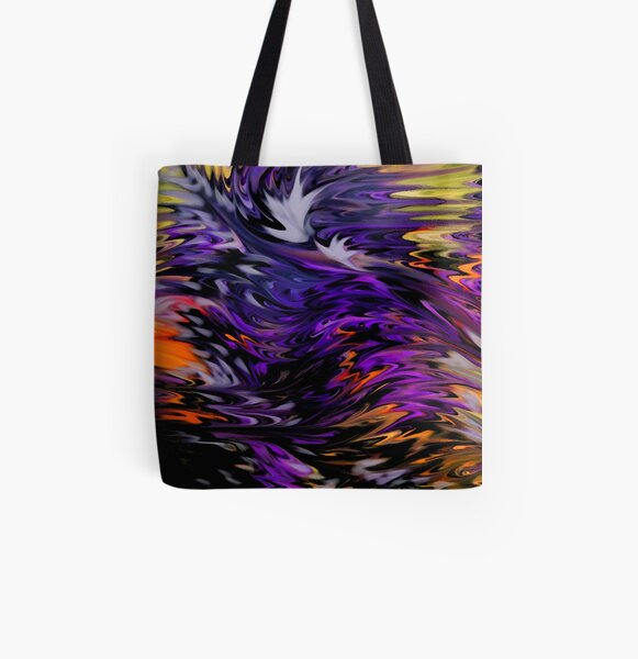 Witches Brew.. All Over Print Tote Bag