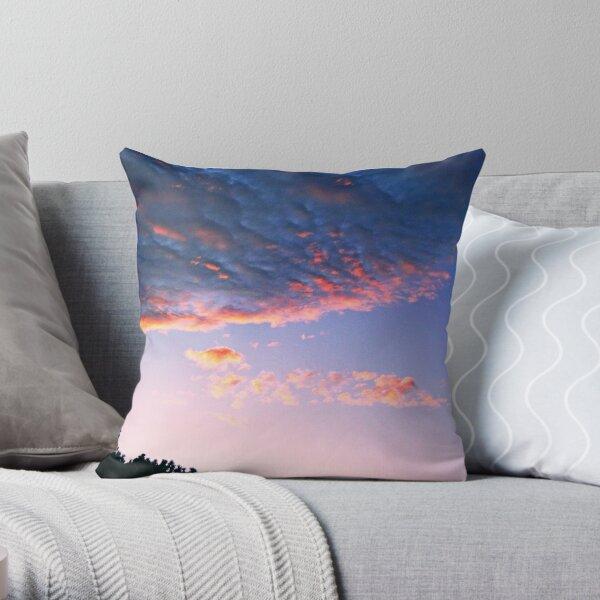 """""""Tropical Desert"""" Throw Pillow"""