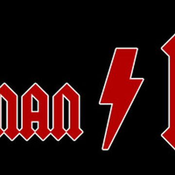 AC/DC by Louwax