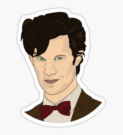11th Doctor Sticker