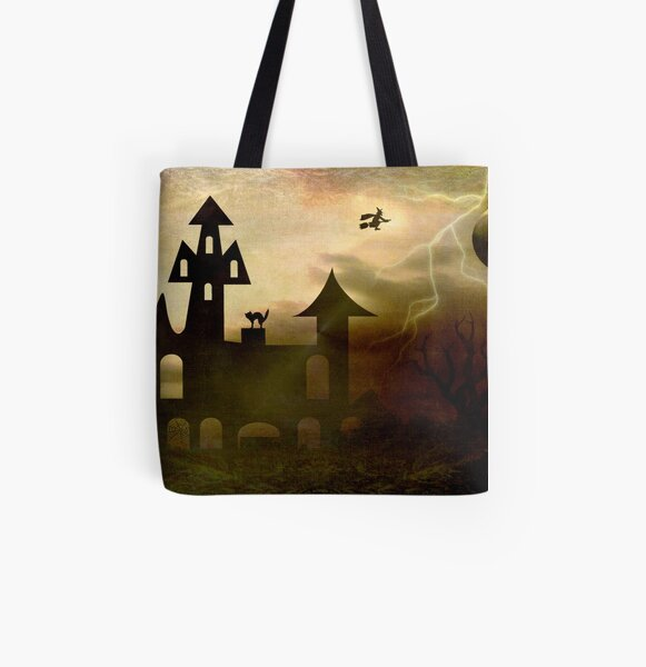 Moon Flight © All Over Print Tote Bag