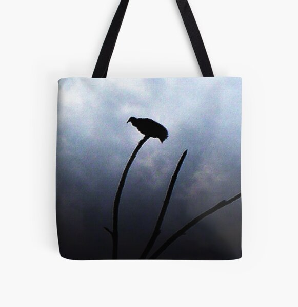 """""""Sentinel"""" All Over Print Tote Bag"""
