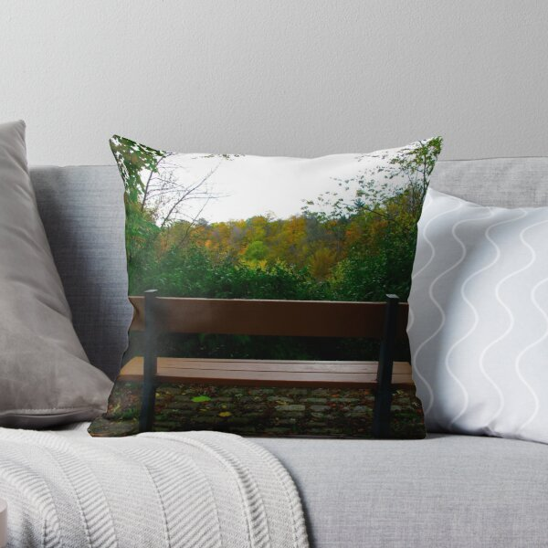 I have a hot mug just for you! Throw Pillow