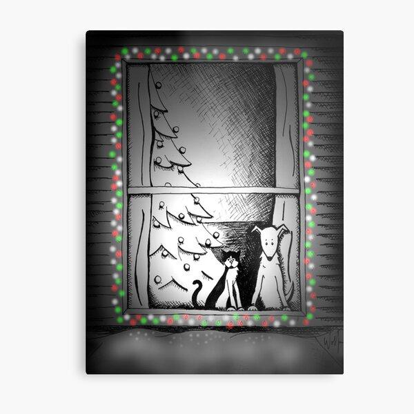 Holiday Greetings #4 Metal Print