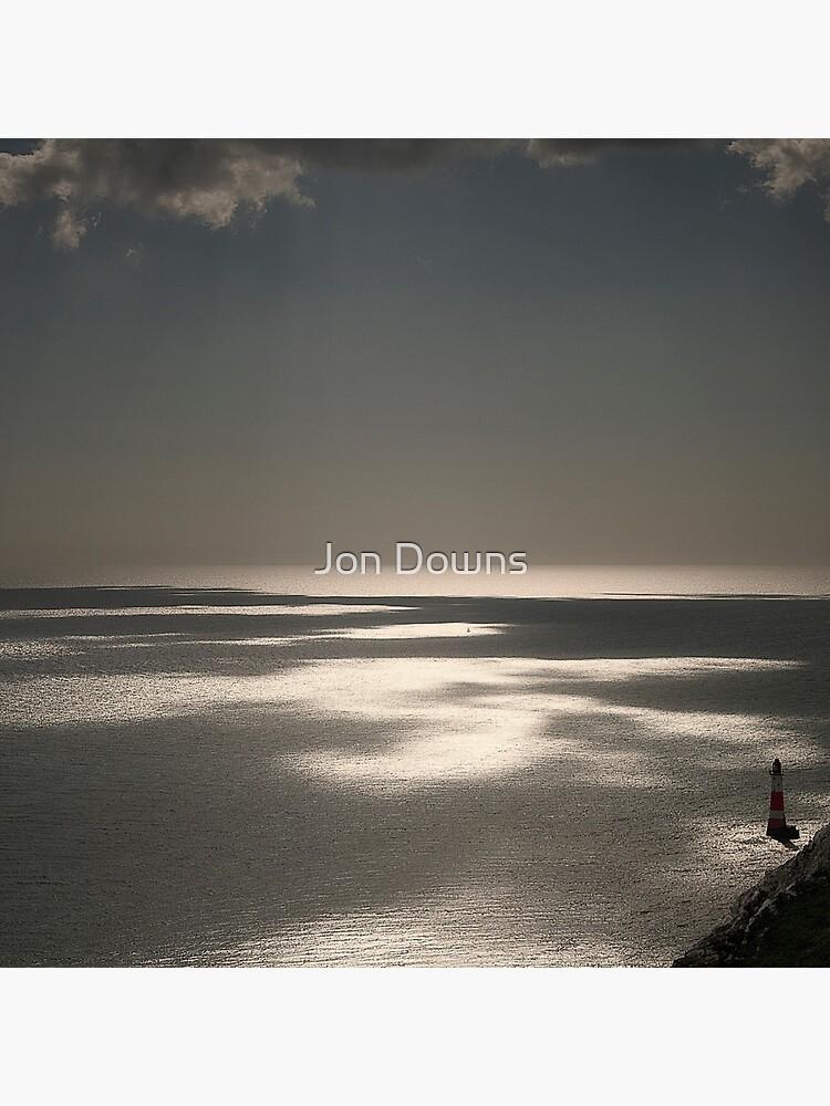 Beachy Head lighthouse by jondowns