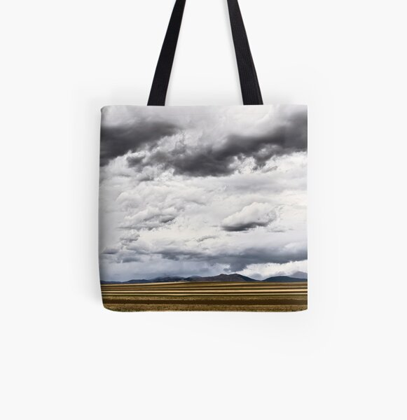 High Plains Drifters All Over Print Tote Bag
