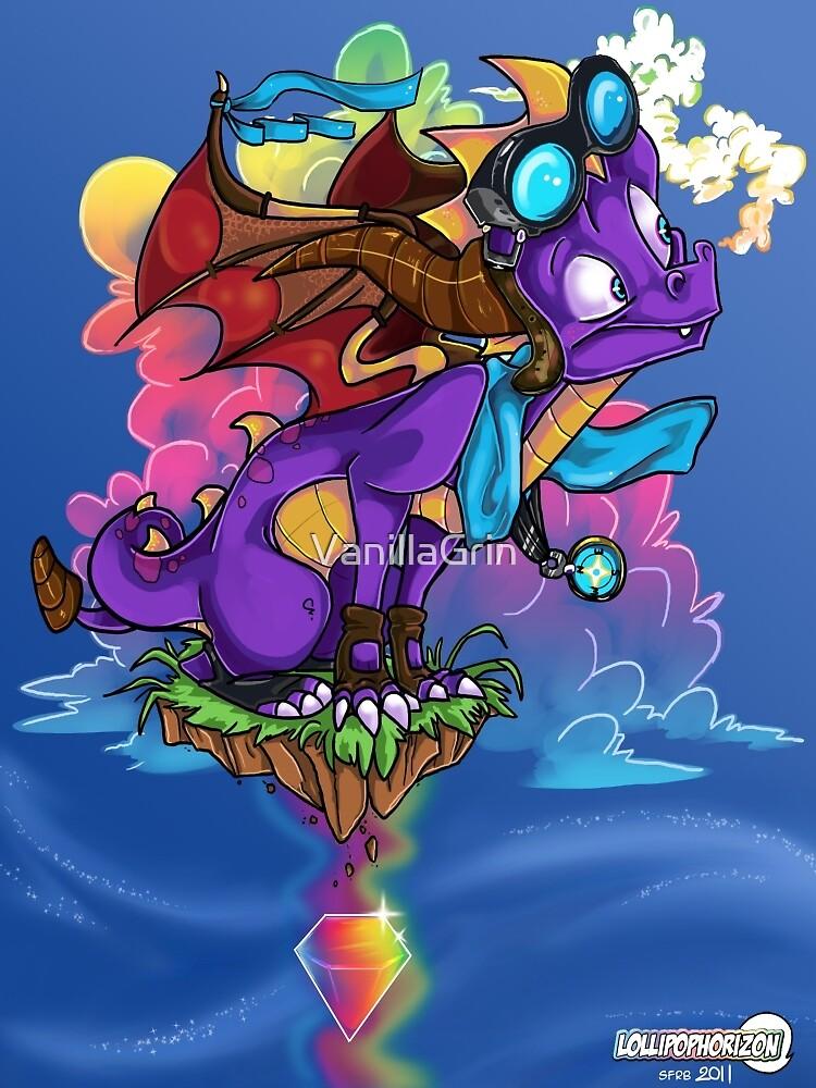 Rainbow Veins by VanillaGrin
