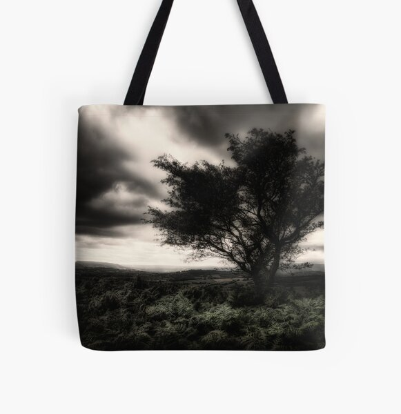 once upon a hill All Over Print Tote Bag