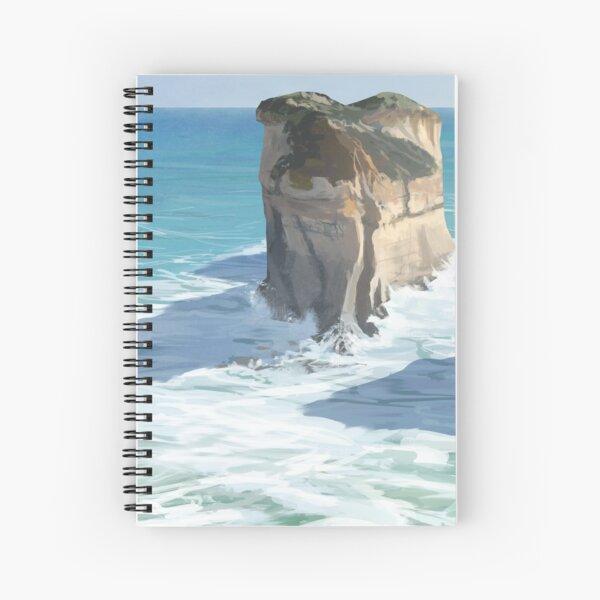 Great Ocean Road, Australia Spiral Notebook