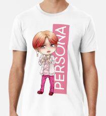 Camiseta premium Mapa Del Alma [PERSONA] - Versión Jimin 01