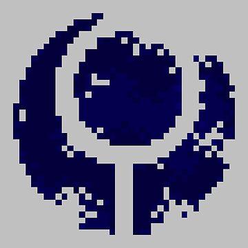 Marathon Pixel Worn by CCCDesign