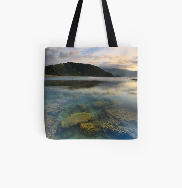 What Lies Beneath All Over Print Tote Bag