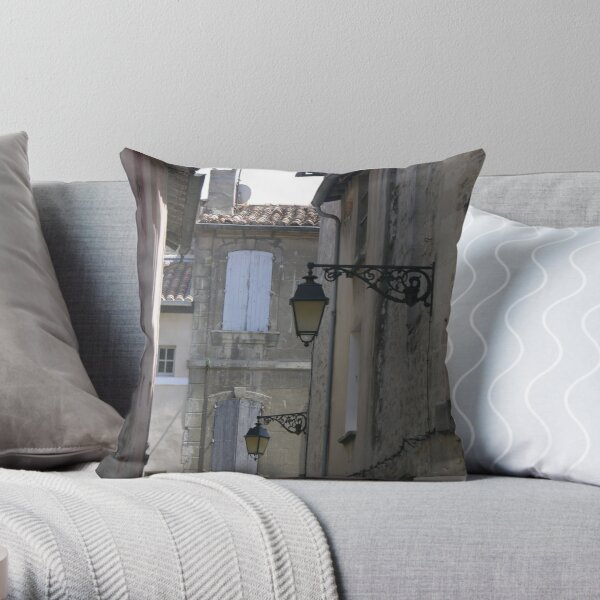 Arles Provence 2 Throw Pillow