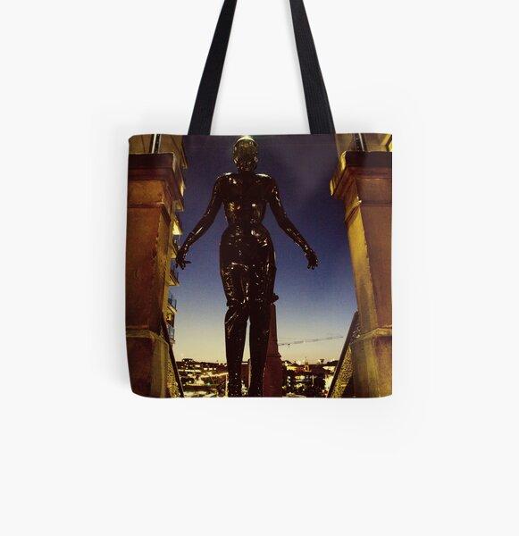 Canvas Shopping Tote Bag Ariege Pointer Silhouette Ariege Pointer Beach Bags for Women