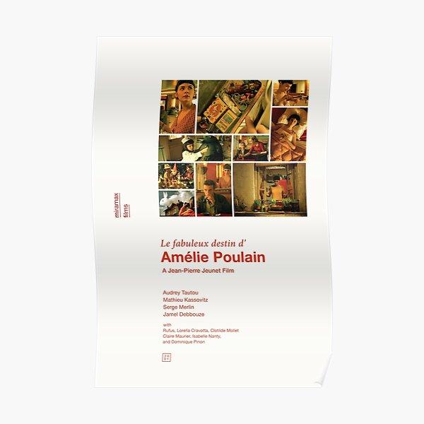 Amélie Poulain Poster