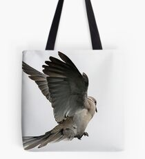The Wings Of A Dove Tote Bag