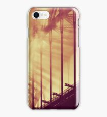 Rays of Colour - Warm Embrace iPhone Case/Skin