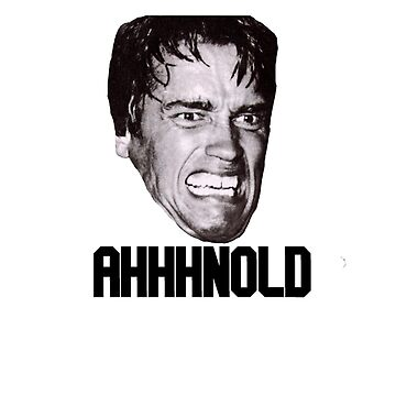 Arnold Schwarzenegger AHHHNOLD! by SpiderReviewer