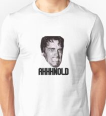 Arnold Schwarzenegger AHHHNOLD! Unisex T-Shirt