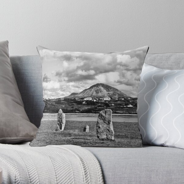 errigal Throw Pillow