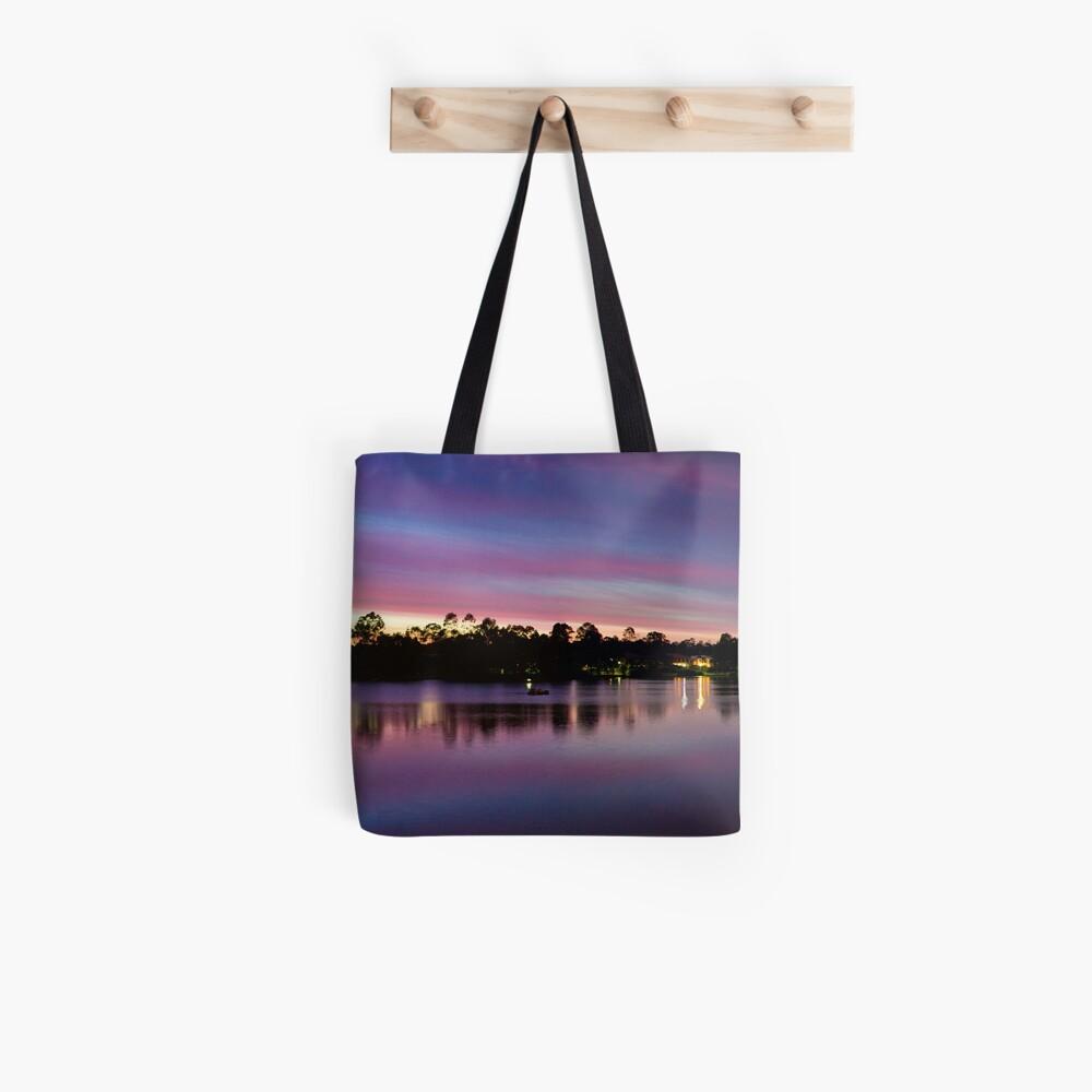 Natures Light Show Tote Bag