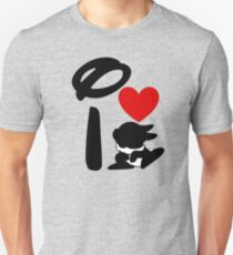 I Heart Thumper Unisex T-Shirt