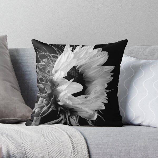 Sunflower No. 6 Throw Pillow