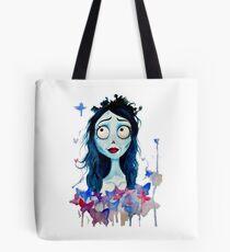 The Corpse Bride Tote Bag