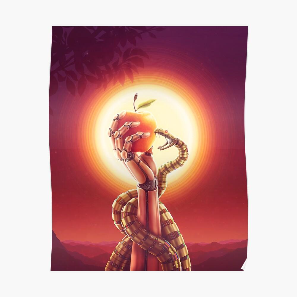 Eva - Deus Ex Machina Poster