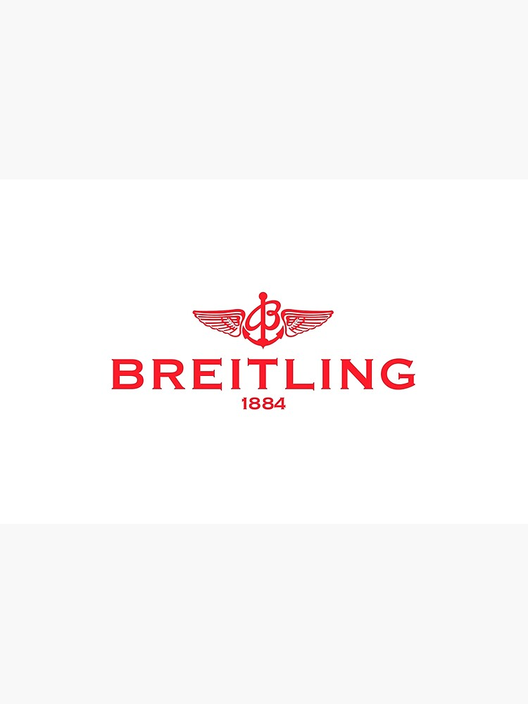 Breitling Red Logo by sijutexi
