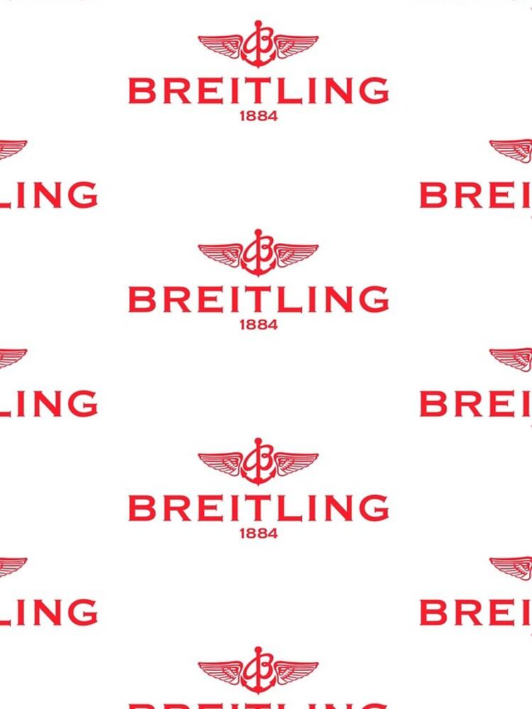 Breitling Red Logo by sijutexi