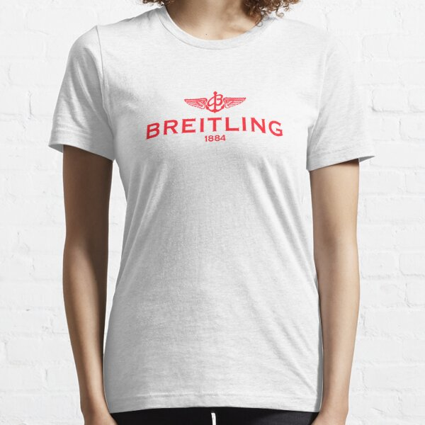 Breitling Red Logo Essential T-Shirt