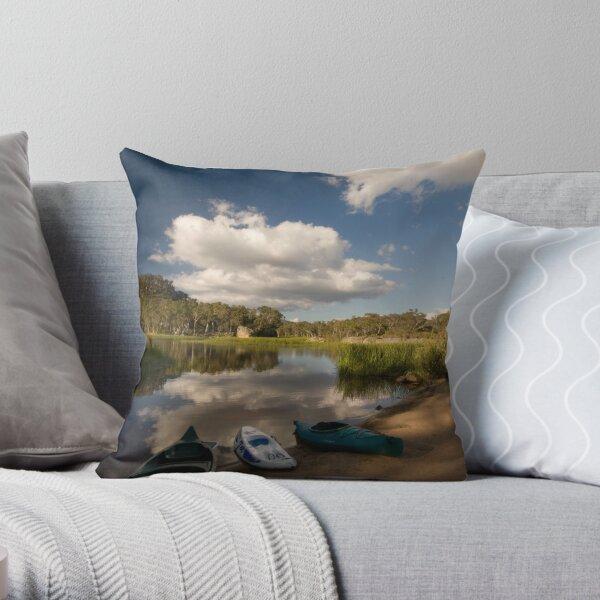 Dunn's Swamp ~ Wollemi National Park II Throw Pillow