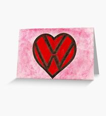 Love your dub Greeting Card